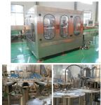 Aluminum Cans filling&capping production line